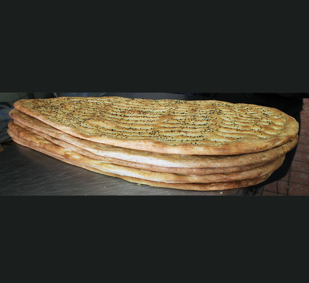 Roughani Naan