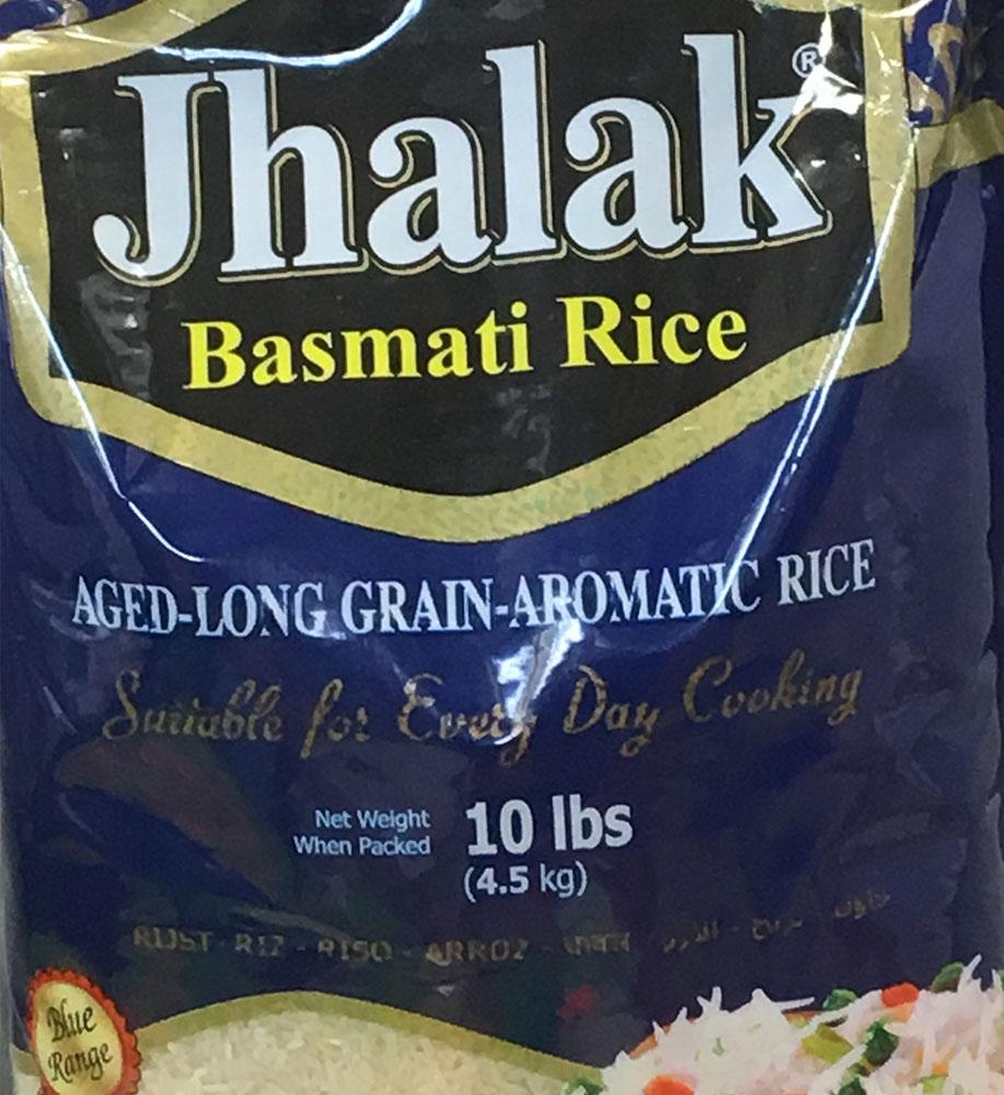 Jhalak Basmati Rice