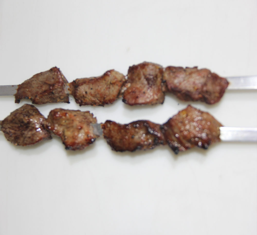 Teka Kabab each Square